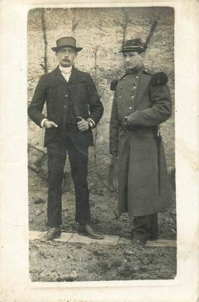 - CARTE PHOTO MILITAIRE