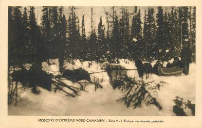 - CPA POLAIRE / Expédition en Extrème Nord Canadien