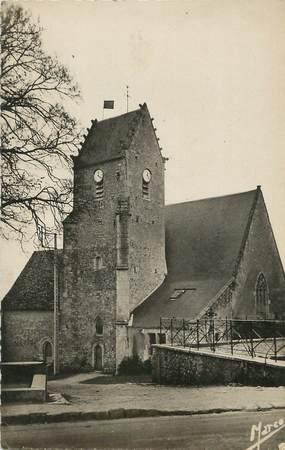 """/ CPSM FRANCE 72 """"Sceaux sur Huisne, l'église"""""""