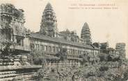"Asie CPA CAMBODGE ""Ruines d'Angkor"""