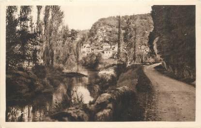 """CPA FRANCE 46 """"Le Quercy, Vallée du Célé près de Brengues"""""""