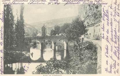 """CPA FRANCE 46 """"Pont de Cabrerets"""""""