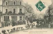 """72 Sarthe / CPA FRANCE 72 """"La Flèche, centenaire du Prytanée Militaire"""""""