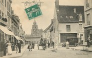 "72 Sarthe / CPA FRANCE 72 ""Mamers, rue chevalier"""