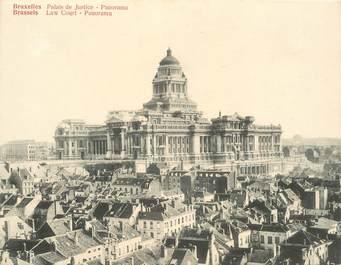 """CPA PANORAMIQUE BELGIQUE """"Bruxelles, Palais de Justice"""""""