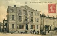 """82 Tarn Et Garonne CPA FRANCE 82 """"Caussade, Hotel de ville"""" / TOILÉE"""