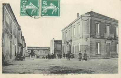"""CPA FRANCE 34 """"Saint Geniès des Mourgues"""""""