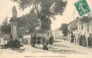 "82 Tarn Et Garonne CPA FRANCE 82 ""Semalens, avenue de Cambounet"""