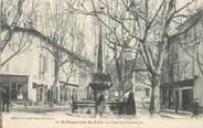 """30 Gard CPA FRANCE 30 """"Saint Hippolyte du Fort, Place de la Canourgue"""""""