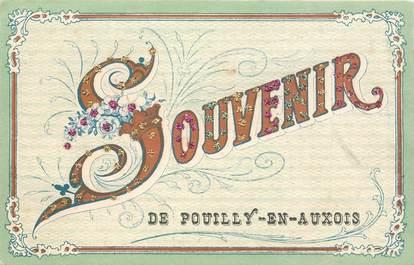 """CPA FRANCE 21 """"Pouilly en Auxois"""""""