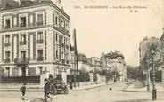 """94 Val De Marne CPA FRANCE 94 """"Saint Maurice, la rue du Plateau"""""""