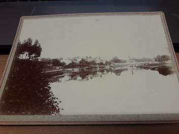"""PHOTO FRANCE 52 """"Saint Dizier, 1896"""""""