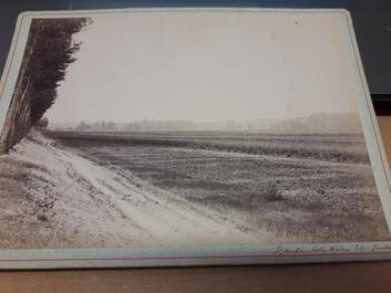 """PHOTO FRANCE 52 """"Côtes noires et Saint Aubin, 1896"""""""