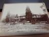 """PHOTO FRANCE 94 """"Bois de Vincennes, Pavillon des Forêts, 1896"""""""