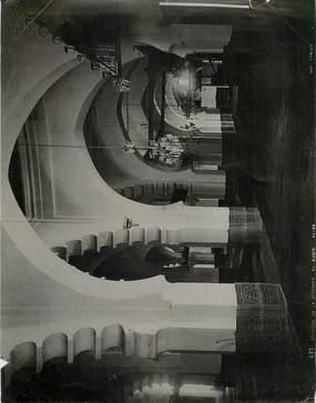 "PHOTO ALGERIE ""Alger, nterieur de la mosquée El Kebir"""