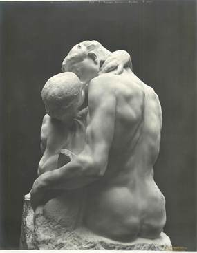 PHOTO NU / Le Baiser de Rodin