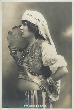 """PHOTO EGYPTE """"danseuse du Caire"""""""