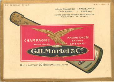 "CPA LIVRET / PETIT PAPIER FRANCE 51 ""Epernay, Champagne"""