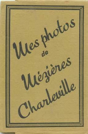"""LOT 12 PHOTOS FRANCE 08 """"Charleville Mézières"""" dans pochette"""