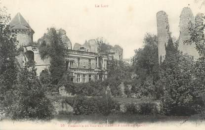 """CPA FRANCE 46 """"Assier, le Chateau"""""""