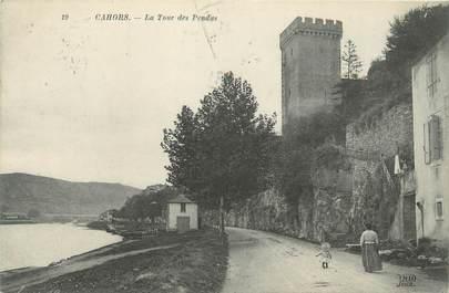 """CPA FRANCE 46 """"Cahors, la Tour des Pendus"""""""