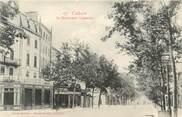 "46 Lot CPA FRANCE 46 ""Cahors, le Boulevard Gambetta"""