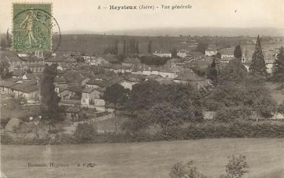 """/ CPA FRANCE 38 """"Heyrieux, vue générale"""""""