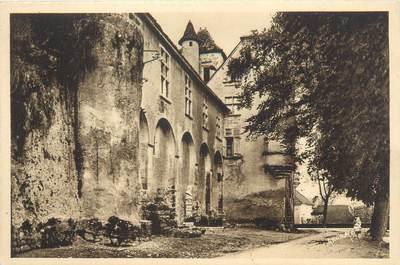 """CPA FRANCE 46 """"Carennac, le Chateau"""""""
