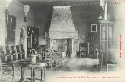 """CPA FRANCE 46 """"Castelnau-Bretenoux, le Chateau"""""""