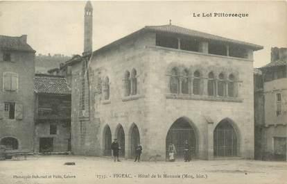 """CPA FRANCE 46 """"Figeac, l'Hotel"""""""