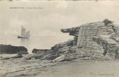 CPA FRANCE 85 'Ile de Noirmoutier, la Pointe Saint Pierre""
