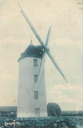 CPA FRANCE 85 'Ile de Noirmoutier, le Moulin""