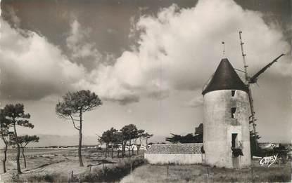 """CPSM FRANCE 85 'Ile de Noirmoutier, la Guérinière, le Moulin"""""""