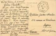 Marcophilie (Lettre Et Cartes) MARCOPHILIE POSTE MARITIME sur CPA