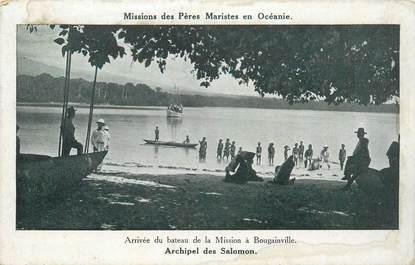 CPA ARCHIPEL DES SALOMON