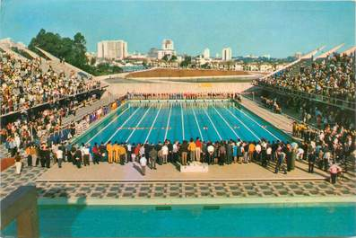 "CPSM BRESIL ""Sao Paulo, la piscine"""
