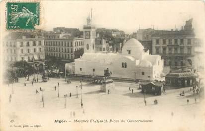 "CPA ALGERIE ""Alger"""