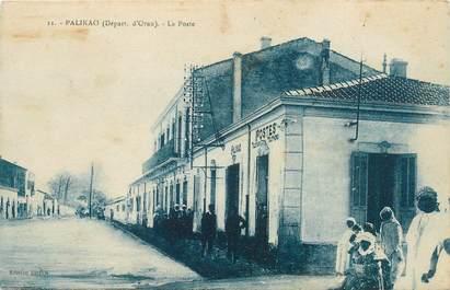 "CPA ALGERIE ""Palikao, la Poste"""