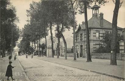 """CPA FRANCE 94 """"Choisy le Roi, avenue Victor Hugo"""""""