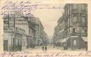 """76 Seine Maritime CPA FRANCE 76 """"Elbeuf, placde du Calvaire et rue de la Barrière"""""""