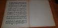 """PARTITION MUSIQUE """"Le P'tit Poisson Rouge, E. SPENCER, orchestre tzigane"""""""