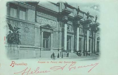 """CPA BELGIQUE """" Bruxelles, Palais des Beaux arts"""""""