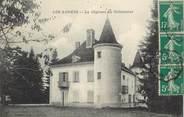 """38 Isere / CPA FRANCE 38 """"Les Abrets, le château du colombier"""""""