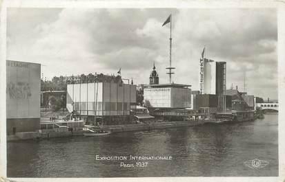 CPA EXPOSITION INTERNATIONALE DE PARIS 1937 / Pavillon de la Tchécoslovaquie et des Etats Unis