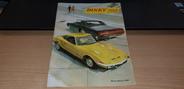 Vieux Papier CATALOGUE DINKY TOYS / JOUET / VOITURE / 1969