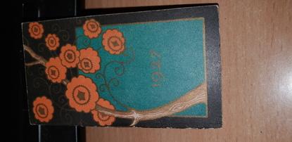 PETIT CALENDRIER 1927 / PUBLICITE AU BON MARCHE PARIS