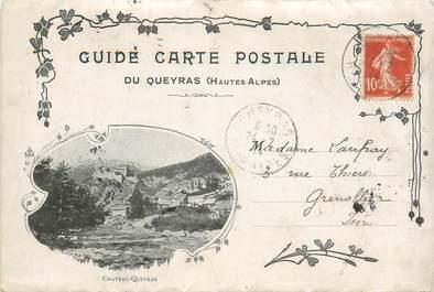 "CARTE POSTALE GRAND FORMAT ENVELOPPE FRANCE 05 ""Queyras"""