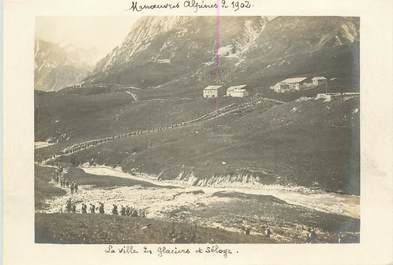 PHOTO FRANCE 73 / CHASSEURS ALPINS / 1902