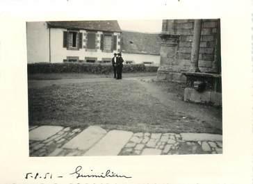 """PHOTO FRANCE 29 """"1951, Guimiliau"""""""