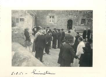 "PHOTO FRANCE 29 ""1951, Guimiliau"""